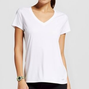 Champion Tops - Champion C9 S9985 Women's Tech T-Shirt True White